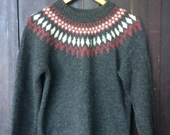 Hand Knitted Woolen classic Sweater