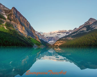 Lake Louise, Banff National Park, Alberta, Canada, print