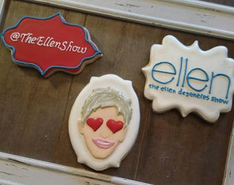 Ellen Cookies! One Dozen