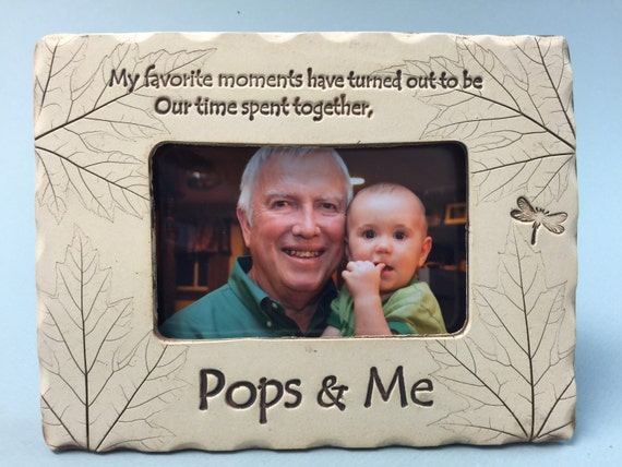 Pops frame pops gifts best pops gifts grandparent frames
