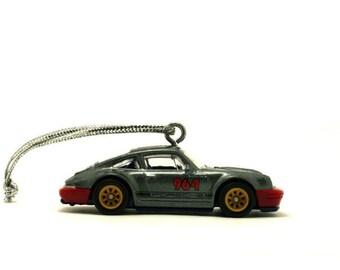 Porsche 964 Car Hot Wheels Ornament