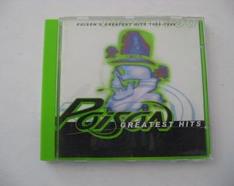 Poison - Greatest Hits - Circa 1996   (CD)
