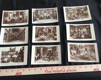 28 X Postcards - FRANCE - Louvre -1920
