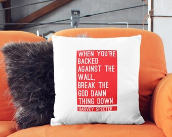 Throw pillow designer home decor decorative pillow case tv show bench cushion cover custom party favor pillow cover 16x16 pillow P443