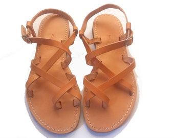 Leather Sandals, Handmade sandals, Womens sandals, Genuine leather