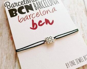 Panot Bracelet . Barcelona bracelet . Minimal Bracelet