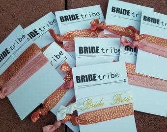 Bride Tribe bachelorette favors/customizable bridal favors/bachelorette favors