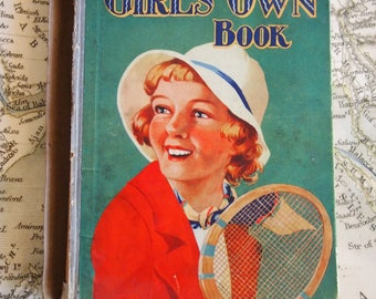 The Girls' Own Book 1936
