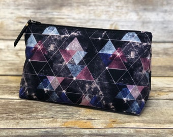 Galaxy Cosmetic Bag | Ready to Ship | Mothers Day