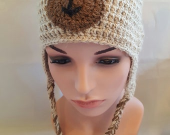 Whimsical Alpaca Hat