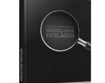 PERSONALIZED The Adventures of Sherlock Holmes