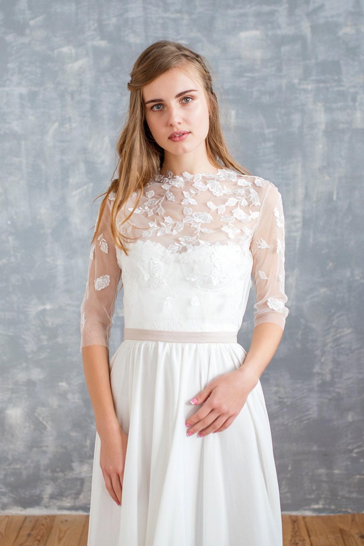 Fein 2 Stück Brautkleider Zeitgenössisch - Hochzeit Kleid Stile ...