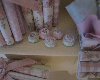 1:12 Dollhouse Soaps.