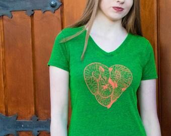 Animal Lover Gift, Women Graphic Tee, Women Gift, Fox Shirt, Animal Graphic Tee, Fox Gift, Fox Tee