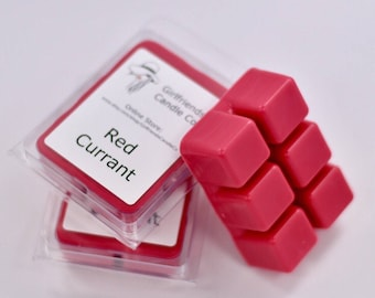 Red Currant Scented Wax Melt