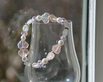 Rose Leaves Bracelet