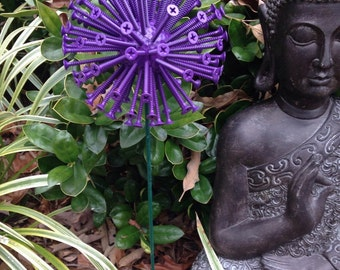 Allium Garden Sculpture