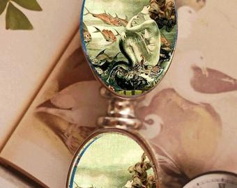 Letter Opener Fantasy Mermaid Ocean Fish Sea Office Home Decor