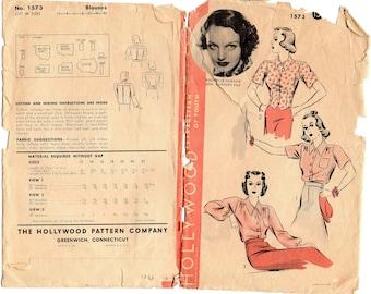 1940's Shirt Pattern