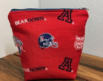 Essential Oils bag, U of A, University of AZ, essential oils case, oil bag, oil travel case, oil travel bag, oil storage, oil carry case
