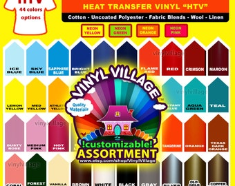 "5 random test sheets 3""x6""  sample  Heat Transfer Vinyl  Thermal press TShirt film craft sign cutter, Die Cut Scrap HTV, HPV Vinyl_Village"