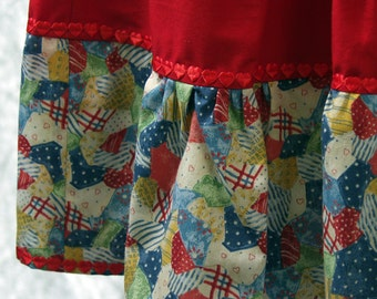 Child's Sassy Skirt