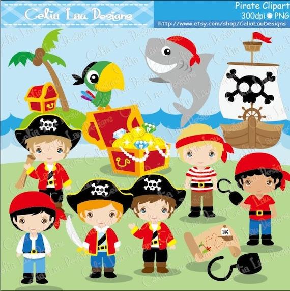 Imágenes Prediseñadas del pirata / pirata lindo Clip arte y