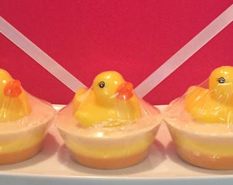 Candy Corn Bath Toy Soap