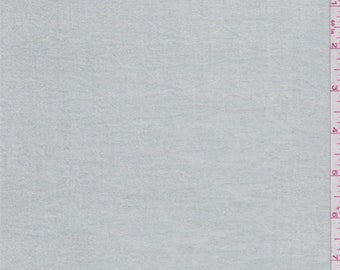 Pale Seafoam Shimmer Lawn, Fabric By The Yard