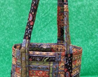 Patch work purse