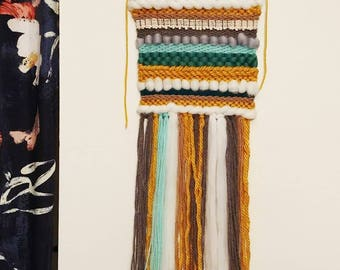 Weaving Tapestry || Wall Hanging || Home Decor
