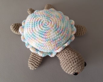 Turtle Beige and pastel