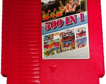 Nintendo NES 500 in 1 game cartridge