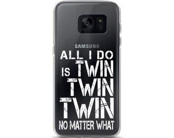 Twin Twin Twin Samsung Case