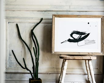 Bird print, bird art, nursery decor, bird drawing, bird illustration, nursery bird print, Print A4, flying bird, bird home decor, woodland