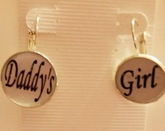 BDSM Daddy's Girl Earrings