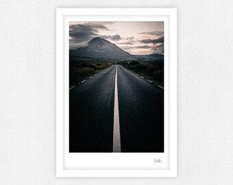 Mount Errigal, Donegal