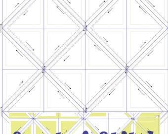 Super Quick patchwork system