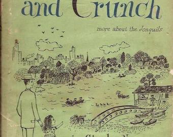 HUNCH, MUNCH and CRUNCH Margaret Bloy Graham, 1952, First Edition, New York City stories, Iowa