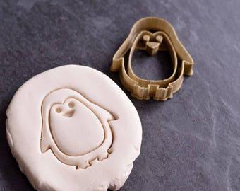 Penguin cookie cutter - Winter cookie cutter - Christmas cookie cutter - Cookie cutter - Pastry - Cookies - Christmas