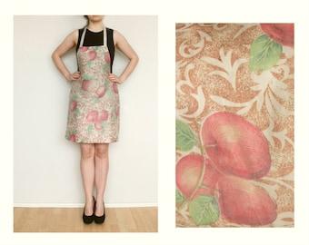 Apples Apron Vintage, full apron