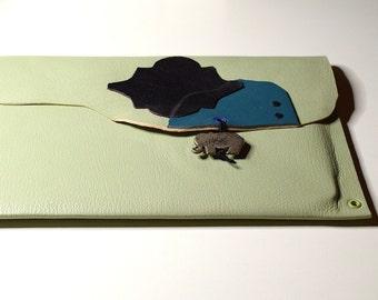 Leather Ipad Case 9 1/2 x 6 3/4 iPad Air