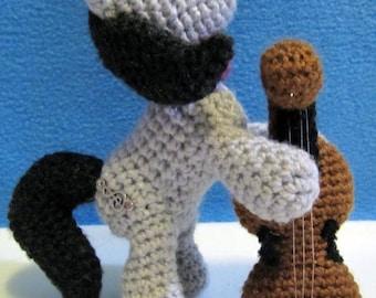 Chibi Octavia Pattern - My Little Pony