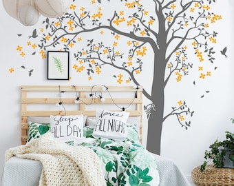 "01445 ""Tree of Dreams"" Wall Stickers Decoration trees"