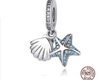 fa1b338cc ... Pandora Bracelet Bangle Search results. Favorite Favorited. Add to  Added. STARFISH AND SHELL Dangle Charm, ...