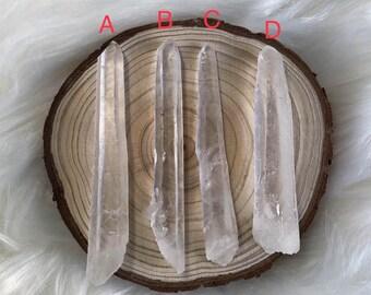 "3.5""Inch Diamantina Laser Wand from Brazil"