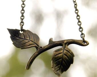 Brass Twig