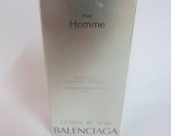 Cristobal by Balenciaga Eau De Toilette for men 30ml rare discontinued