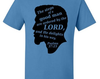 Psalms 37:23 Tee