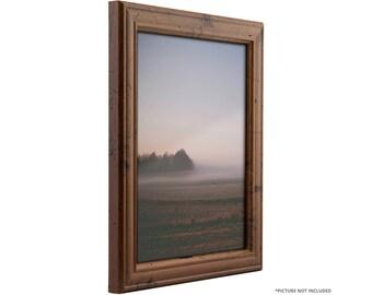 """Craig Frames, 11x14 Inch Dark Walnut Brown Picture Frame, Tremont 1.125"""" Wide (716165831114)"""